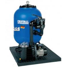 """Фильтровальная установка """"Cristall"""", 10 м. куб./ч, 220В, 0,6 кВт"""
