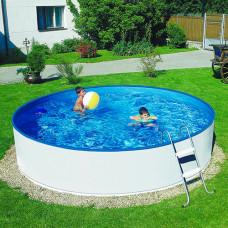 Каркасный круглый бассейн Summer Fun  ( 3,50 х 1,20) /4501010128KB
