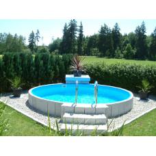 Сборный круглый бассейн Summer Fun ( 6,00 х 1,50) /4501010131KB