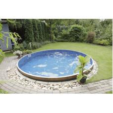 Сборный круглый бассейн Summer Fun  ( 4,50 х 1,50) /4501010172KB