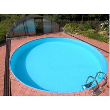 Каркасный круглый бассейн Summer Fun  ( 4,00 х 1,50) /4501010171KB
