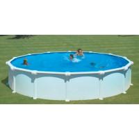 Каркасный бассейн круглый Summer Fun  ( 4,50 х 1,20) /4501010164KB