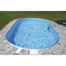 Сборный бассейн овальный Summer Fun  ( 8,00 х 4,00 х1,20) /4501010243KB