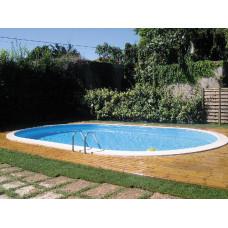 Сборный бассейн овальный Summer Fun  ( 9,16 х 4,60 х1,50) /4501010261KB