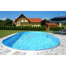 Сборный бассейн овальный Summer Fun  ( 5,00 х 3,00 х1,20) /4501010161KB