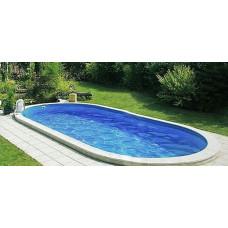 Сборный бассейн овальный Summer Fun  ( 7,00 х 3,00 х1,20) /4501010163KB