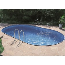 Каркасный бассейн овальный Summer Fun  ( 5,25 х 3,20 х1,50) /4501010241KB