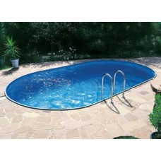 Сборный бассейн овальный Summer Fun  ( 6,23 х 3,60 х1,20) /4501010251KB