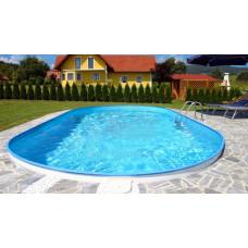 Каркасный бассейн овальный Summer Fun  ( 7,37 х 3,60 х1,50) /4501010259KB