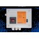 Панель управления аттракционами до 5,5кВт, от пневмокнопки(в компл не входит), 380В, ACON