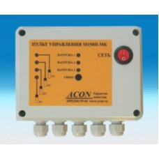 Панель  управления аттракционами до 5,5кВт,от сенсорной панели(в комплекте), 380В, ACON