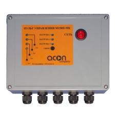 Панель управления переливной ёмкостью, 5 датчиков(в комплекте), 220В., ACON