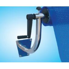 Сматывающее устройство для бассейна со стеновой опорой 2,5 м - 4,5 м (комплект)
