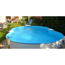 Сборный бассейн в форме восьмерки Summer Fun  ( 8,55 х 5,00 х 1,20) /4501010516KB
