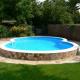 Сборный бассейн в форме восьмерки Summer Fun  ( 6,25 х 3,60 х 1,20) /4501010513KB