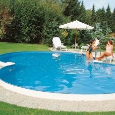 Каркасный бассейн в форме восьмерки Summer Fun  ( 6,25 х 3,60 х 1,50) /4501010517KB