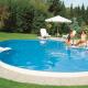 Сборный бассейн в форме восьмерки Summer Fun  ( 6,25 х 3,60 х 1,50) /4501010517KB