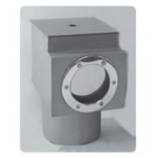 Скиммер V 15 литров с круглым фланцем