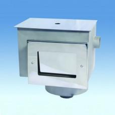 Скиммер  V 15 с регулятором уровня воды + перелив АТ 05.28