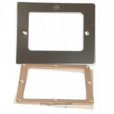 Рамка декоративная в комплекте с фланцем и уплотненителем для скиммера Е24