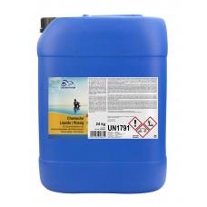 Кемохлор гипохлорид натрия (жидкий хлор 15% )  28 кг /0586028
