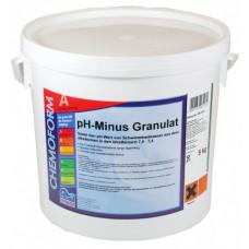 Уменьшитель уровня pH-  5 кг в гранулах Chemoform/0811005