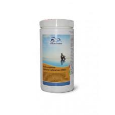 Многофункциональные 3 в 1 медленнорастворимые стаб. таблетки хлора 80%,  200гр.,  1 кг /0507001