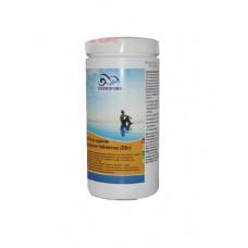 Многофункциональные 3 в 1 медленнорастворимые стаб. таблетки хлора 80%,  20гр.,  1 кг /0508001