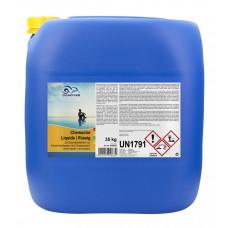 Кемохлор гипохлорид натрия (жидкий хлор 15% )  35 кг /0586035