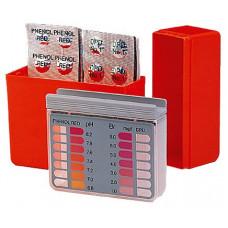 Таблетки  для определения PH (Phenol Red) AP130