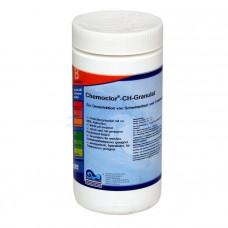 Кемохлор-СН быстрорастворимый гипохлорит кальция (хлор 70% ) в гранулах,  1 кг /0401001
