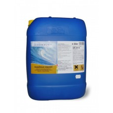Аквабланк активный жидкий кислород с альгицидом  22 кг /0593022
