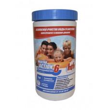 Двухслойная таблетка – быстрый и медленный хлор 1 кг  (6 шт. в упаковке) K801792H1