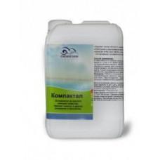 Компактал жидкое средство на основе кислоты  для чистки поверхностей   3л  Cemoform /1001003