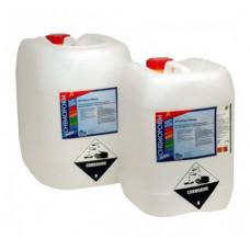 Уменьшитель уровня pH- 35 кг жидкий Chemoform/0808035