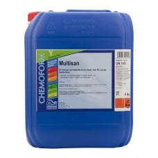 Мультисан жидкое средство на основе кислоты  для чистки поверхностей  10л  Cemoform /1021010