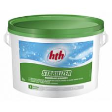 Стабилизатор хлора в гранулах 3 кг (6 шт. в упаковке)(S800612H9) S800612H1