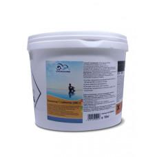 Кемоформ-Т медленнорастворимый стабилизированный хлор 90% в таблетках 200гр., 10 кг /0505010
