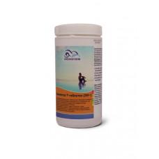 Кемоформ-Т медленнорастворимый стабилизированный хлор 90% в таблетках 200гр.,  1 кг /0505001