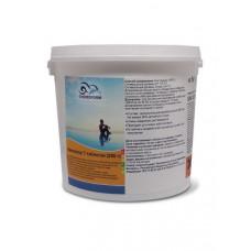Кемоформ-Т медленнорастворимый стабилизированный хлор 90% в таблетках 200гр., 50 кг /0505050