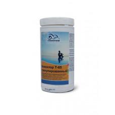 Кемохлор Т-65 быстрорастворимый стабилизированный хлор 56% в гранулах,  1 кг /0501001